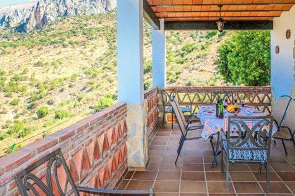 Holiday home Los Romerales - El Chorro - фото 15