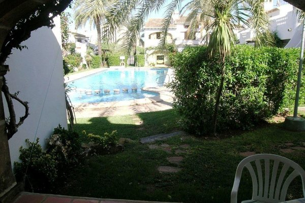 Holiday home C.Alt de Denia a Xabia - фото 10
