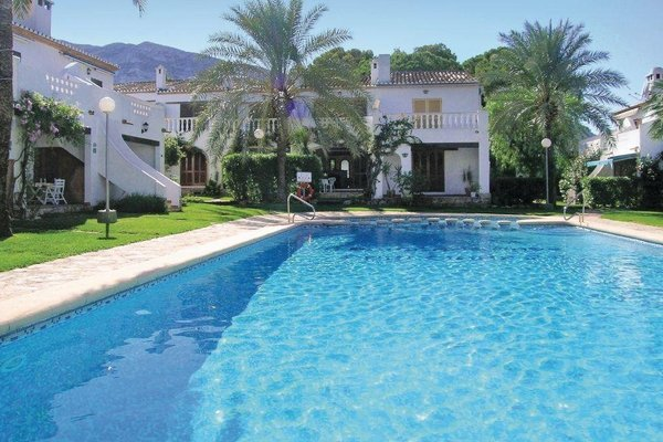 Holiday home C.Alt de Denia a Xabia - фото 11