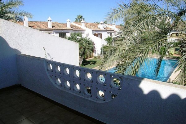 Holiday home C.Alt de Denia a Xabia - фото 13