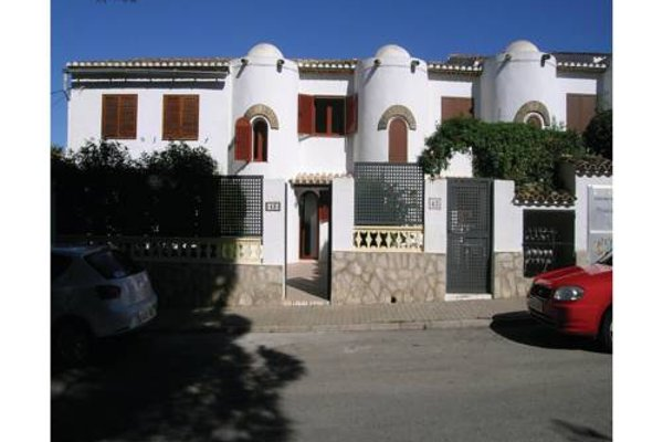 Holiday home C.Alt de Denia a Xabia - фото 14