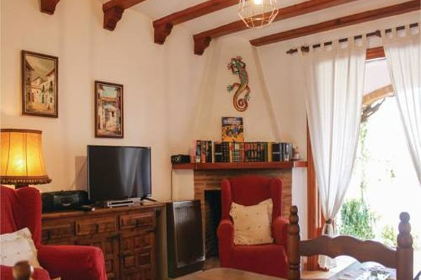 Holiday home C.Alt de Denia a Xabia - фото 4