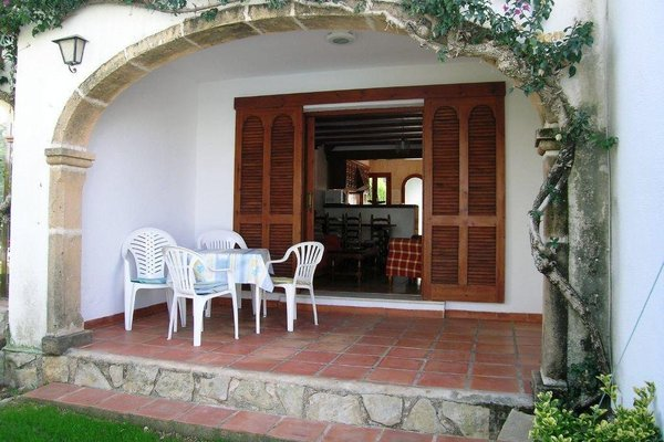 Holiday home C.Alt de Denia a Xabia - фото 9