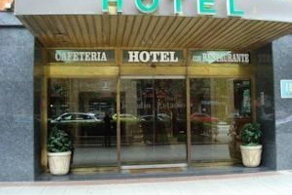 Hotel Estadio - 16