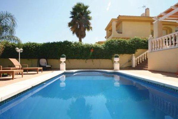 Holiday home Mijas Costa Villa 4 - фото 8