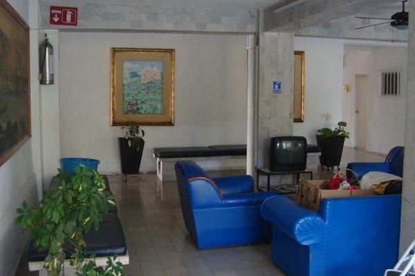 Hotel Santa Catalina - фото 5