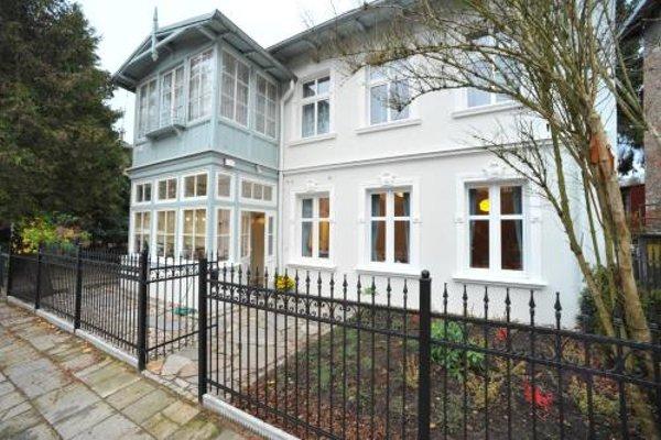 Sanhaus Apartments - фото 50