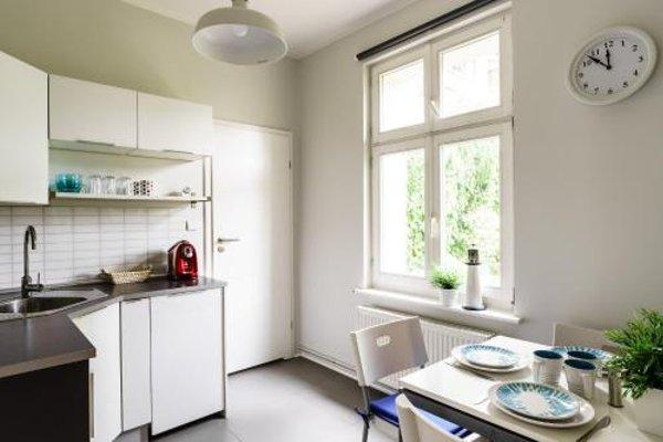 Sanhaus Apartments - фото 11
