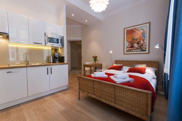 Sanhaus Apartments - фото 13
