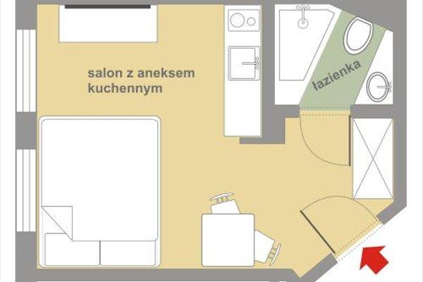 Sanhaus Apartments - фото 16