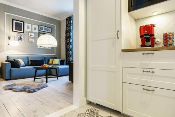 Sanhaus Apartments - фото 18