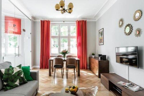 Sanhaus Apartments - фото 5