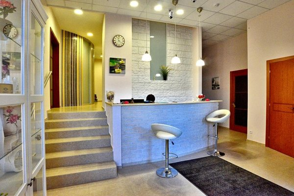 Отель Рига Ленд - фото 14