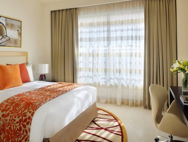 Апартаменты Marriott Executive Apartments Dubai Al Jaddaf