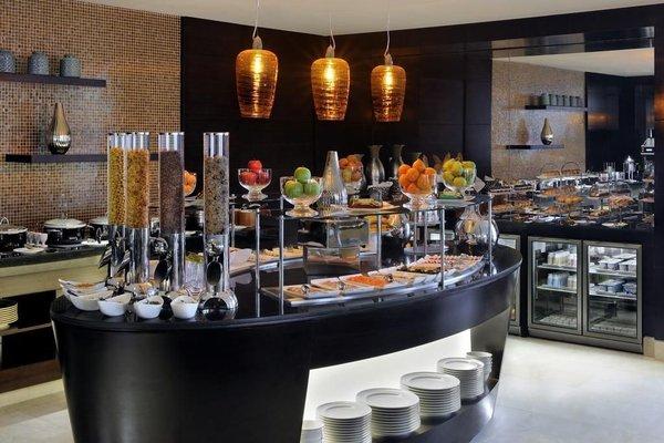 Marriott Executive Apartments Dubai Al Jaddaf - фото 10