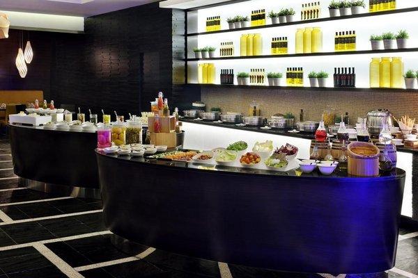 Marriott Executive Apartments Dubai Al Jaddaf - фото 13