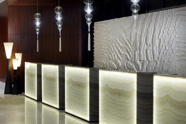 Marriott Executive Apartments Dubai Al Jaddaf - фото 17