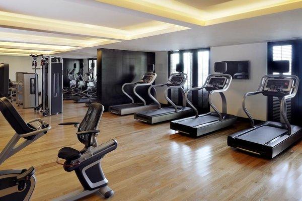 Marriott Executive Apartments Dubai Al Jaddaf - фото 19