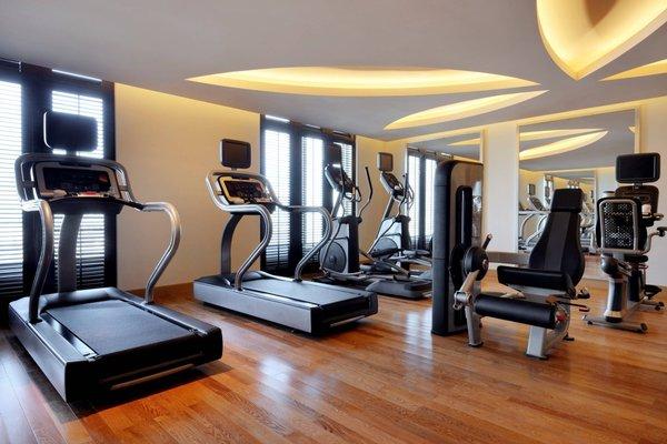 Marriott Executive Apartments Dubai Al Jaddaf - фото 20