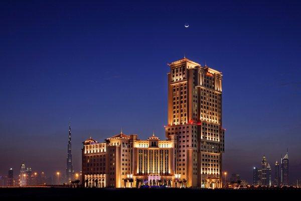 Marriott Executive Apartments Dubai Al Jaddaf - фото 21