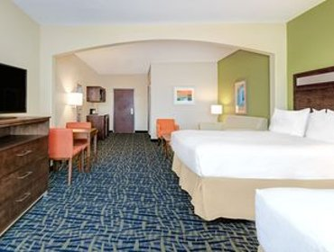 Апартаменты Holiday Inn Express Hotel and Suites Monahans I-20