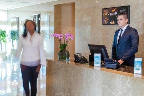 Adagio Fujairah Luxury ApartHotel - 14