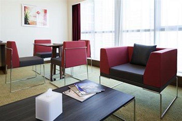 Adagio Fujairah Luxury ApartHotel - 5