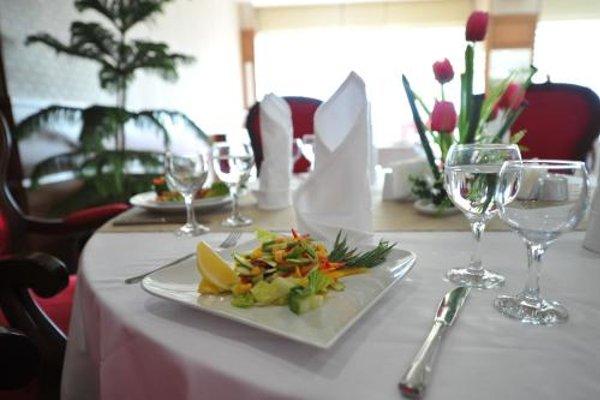 Tebriz Hotel Nakhchivan - фото 10
