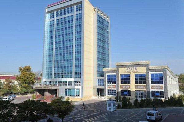 Tebriz Hotel Nakhchivan - фото 23