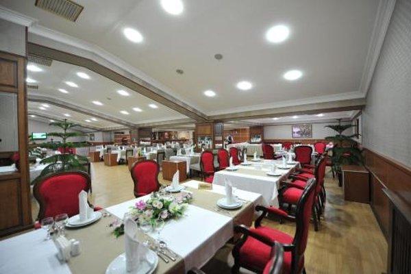 Tebriz Hotel Nakhchivan - фото 7