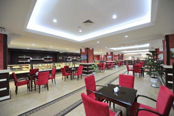 Tebriz Hotel Nakhchivan - фото 8