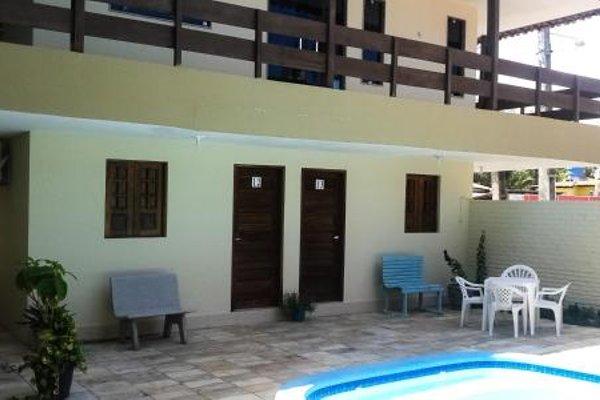 Novo Hotel Senhor dos Mares - фото 14