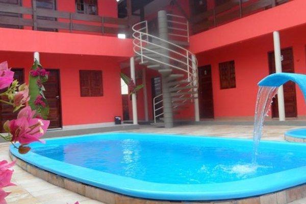 Novo Hotel Senhor dos Mares - фото 16