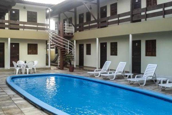 Novo Hotel Senhor dos Mares - фото 18