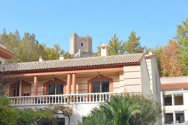 Alcala del Jucar Hotel Pelayo - фото 23