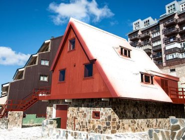 Гестхаус Chateau Rouge En Sierra Nevada
