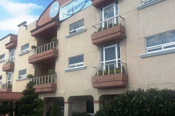 Hotel Los Reyes La Paz - 14