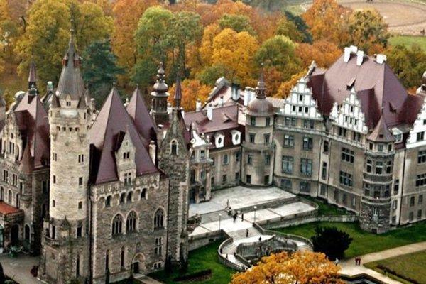 Zamek W Mosznej - фото 10