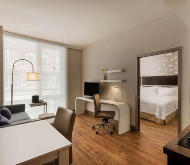 Hotel Homewood Suites Midtown Manhattan Times Square South