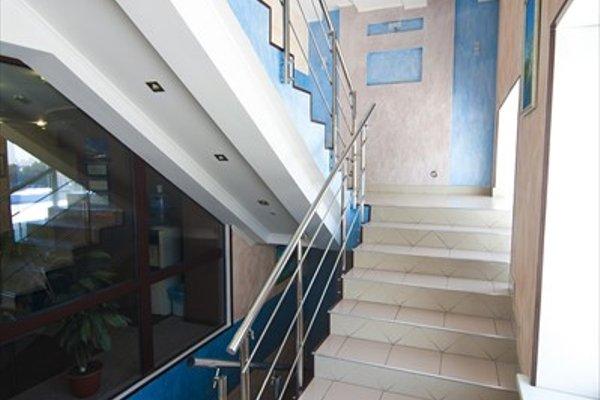 Гостиница Аэропорт - фото 16