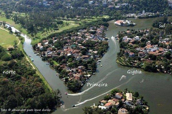 Apartment Ilha da Gigoia - фото 23