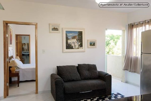 Apartment Ilha da Gigoia - фото 5
