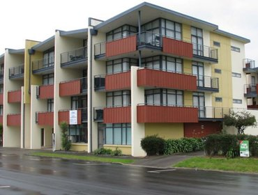 Апартаменты Pacific Rise Apartments