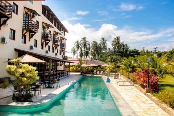 Ancoradouro Hotel Pousada - фото 50