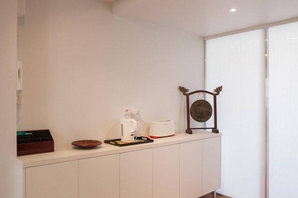 Observance 2 bedroom duplex apartment - фото 9