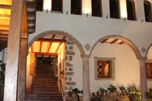 Hotel Rural Abadia de Yuste - фото 12