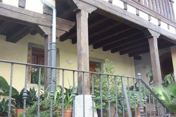 Hotel Rural Abadia de Yuste - фото 17