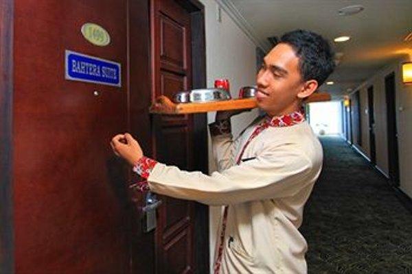 Adika Hotel Bahtera - фото 15