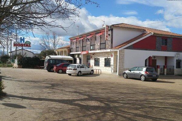 Hostal San Isidro - фото 11