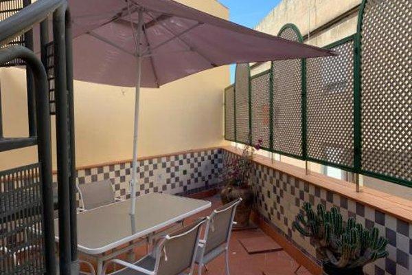Apartment Placa d'en Ripoll - фото 17